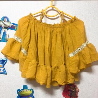サンゴ(sango)のオフショル(シャツ/ブラウス(半袖/袖なし))