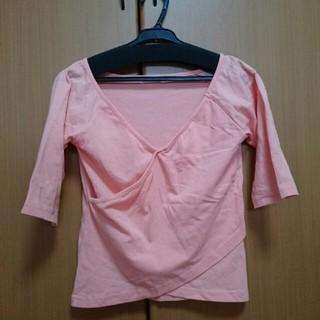 リュリュ(RyuRyu)の七分トップス(Tシャツ(長袖/七分))