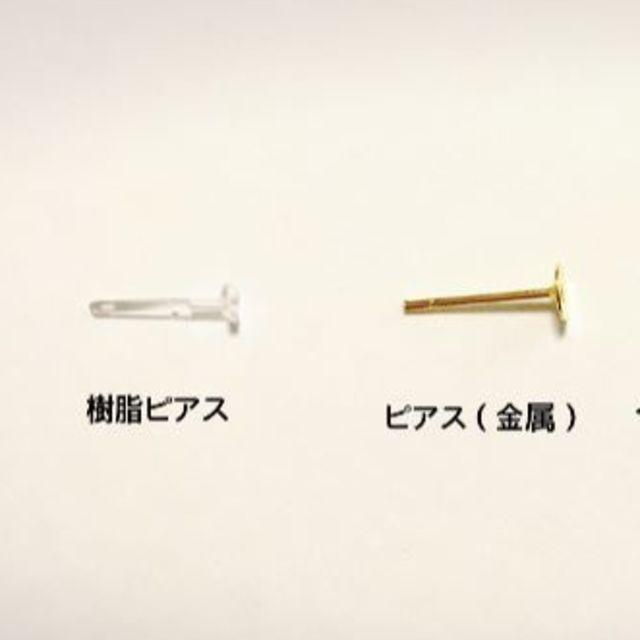 りりの様専用です 樹脂ピアス ハンドメイドのアクセサリー(ピアス)の商品写真