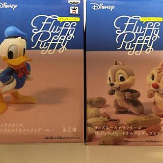 Disney - 最終値下げ! ドナルドダック チップ&デール フィギュア 2点セット