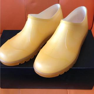 シャネル(CHANEL)のシャネル レインシューズ  美品です!(レインブーツ/長靴)