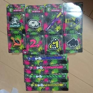 ニンテンドウ(任天堂)の【新品】 スプラトゥーン一番くじ ラバーコレクション12種類セット(ゲームキャラクター)