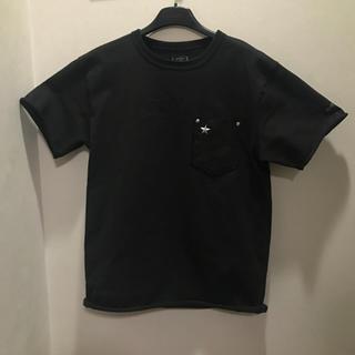 ショット(schott)のschott ワンスター 皮ポケットTシャツ(Tシャツ/カットソー(半袖/袖なし))