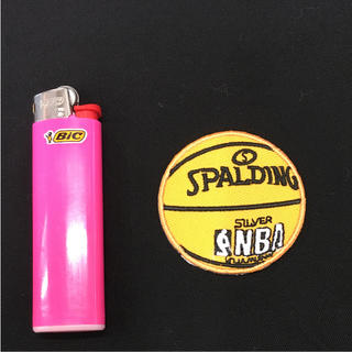 スポルディング(SPALDING)の新品未使用スポルディングのワッペン(各種パーツ)