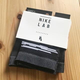 ナイキ(NIKE)のNIKELAB ACG LEG SLEEVE レッグスリーブ 黒 S/M(レッグウォーマー)