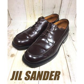 ジルサンダー(Jil Sander)のJIL SANDER ジルサンダー Uチップ UK8 26.5cm(ドレス/ビジネス)