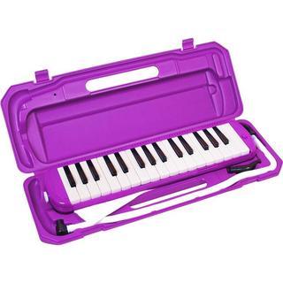 ★大幅値下げ!★鍵盤ハーモニカ (メロディーピアノ) パープル(その他)