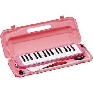 ★大幅値下げ!★鍵盤ハーモニカ (メロディーピアノ) ピンク(その他)