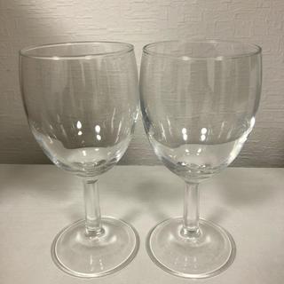 【無印良品】美品ワイングラス ペア セット set シンプル