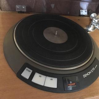 デノン(DENON)のレコードプレーヤー FR-54 DK-100(ターンテーブル)