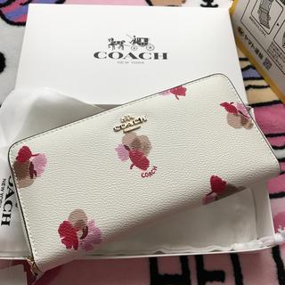コーチ(COACH)のセールsale コーチ 長財布 新品 未使用品(財布)