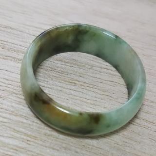 縁起物✨三彩 翡翠くりぬきリング その1[P158](リング(指輪))