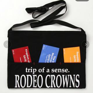 ロデオクラウンズワイドボウル(RODEO CROWNS WIDE BOWL)のRODEO CRWNS WIDE BOWLサコッシュ(その他)