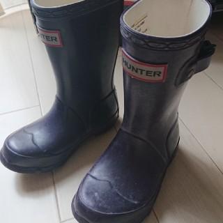 ハンター(HUNTER)のハンターキッズ長靴(長靴/レインシューズ)