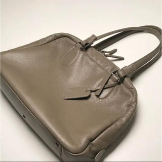 ツチヤカバンセイゾウジョ(土屋鞄製造所)の土屋鞄  クラルテ  アッシュグレー(トートバッグ)