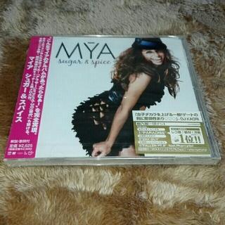 MYA    『sugar & spice』(R&B/ソウル)