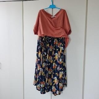シマムラ(しまむら)の大きいサイズ 4L(Tシャツ(半袖/袖なし))