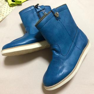 ファミリア(familiar)の新品*ファミリア ブーツ 靴 20cm(ブーツ)