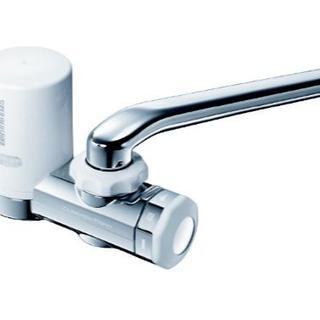 三菱ケミカル・クリンスイ 蛇口直結型浄水器(浄水機)