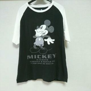 ディズニー(Disney)の☆ミッキー Tシャツ☆ (Tシャツ/カットソー(半袖/袖なし))