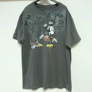 ディズニー(Disney)のUS古着☆ミッキー Tシャツ☆ (Tシャツ/カットソー(半袖/袖なし))