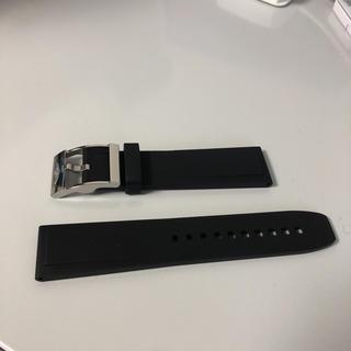 ブライトリング(BREITLING)の純正 ブライトリング ラバーベルト&尾錠 22-20 未使用に近い(腕時計(アナログ))