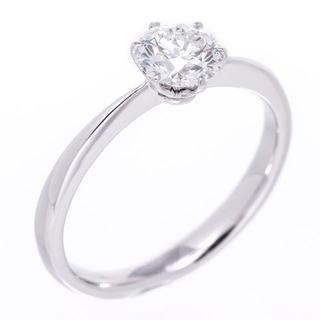 ノマディックフォクシー ダイヤ 0.653ct リング プラチナ 100207(リング(指輪))