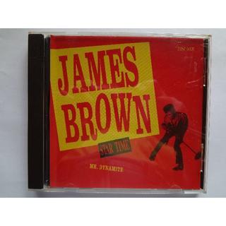 ジェームス・ブラウン 「STAR TIME」CD ディスク 4枚組 Import(R&B/ソウル)