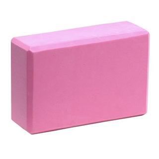 【未使用品】ヨガブロック 2個セット【送料無料】ピンク(ヨガ)