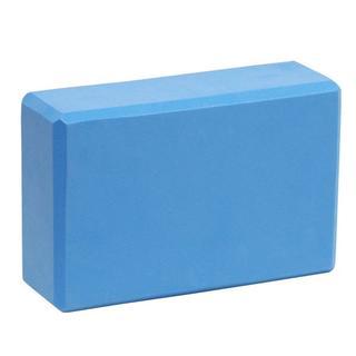 【未使用品】ヨガブロック 2個セット【送料無料】ブルー(ヨガ)