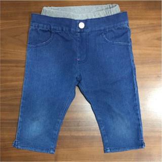 ニードルワークスーン(NEEDLE WORK SOON)の【中古】ニードルワークスーンの半ズボン(サイズ110)(パンツ/スパッツ)