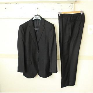 アレグリ(allegri)のS531★アレグリ allegri スーツ メンズ 48L 黒 三陽商会 総裏(セットアップ)