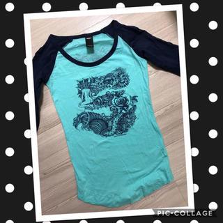 フィフティーファイブディーエスエル(55DSL)の美品‼︎  (Tシャツ(長袖/七分))