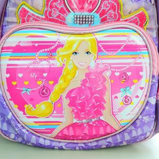バービー(Barbie)のバービー リュックサック お子様用 キッズ用(リュックサック)