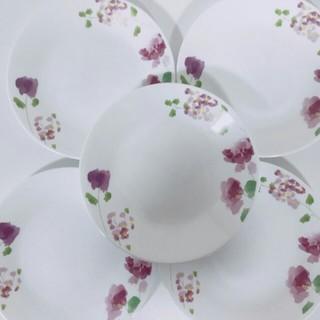 コレール(CORELLE)の新品未使用 新作柄 コレール 皿5枚 バイオレットミスト(食器)