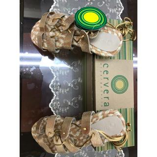 チェレーザ(ceresa)の靴  ひも付きサンダル(サンダル)