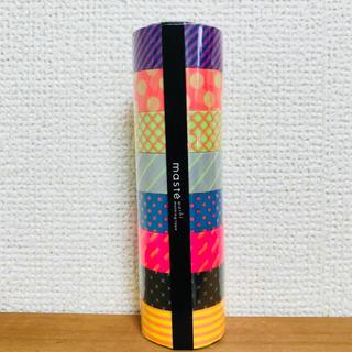 マークス(MARK'S Inc.)の【新品】マスキングテープ 8巻(テープ/マスキングテープ)