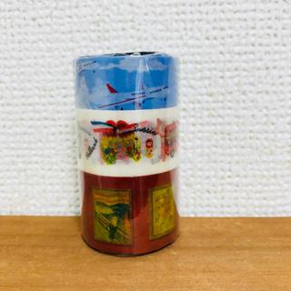 マークス(MARK'S Inc.)の【新品】マスキングテープ 3巻(テープ/マスキングテープ)