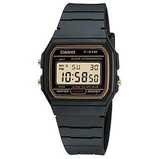 カシオ(CASIO)の新品★CASIO カシオ デジタル F-91WG-9 ゴールド(腕時計(デジタル))