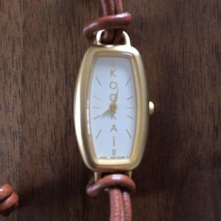 クーカイ(KOOKAI)のクーカイ レディース腕時計(腕時計)