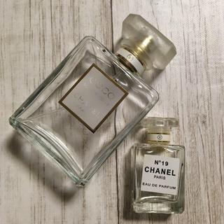シャネル(CHANEL)のCHANEL 香水 インテリアボトル(置物)