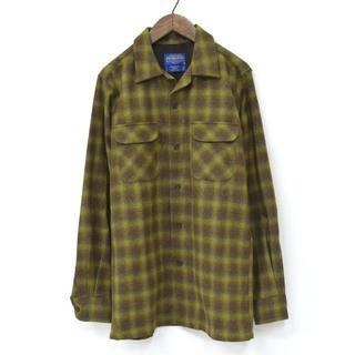 ペンドルトン(PENDLETON)の美品 PENDLETON ペンドルトン Board Shirt ウールシャツ(シャツ)