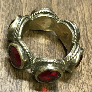 グッチ(Gucci)のグッチ指輪 19号 ラウンドフル シルバー(リング(指輪))