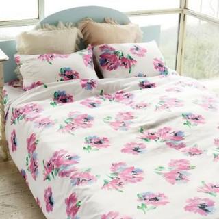 ダブル4点セット rienda リエンダ ブリリアントフラワー 寝具セット