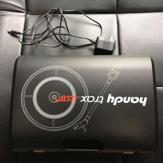 Vestax handy trax USB レコードプレーヤー 最終価格(ターンテーブル)