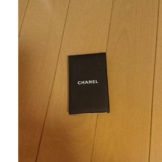 シャネル(CHANEL)のCHANELあぶらとり紙(その他)