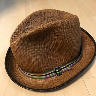 チャチャズハウスオブイルリピュート(CHA CHA'S HOUSE OF ILL REPUTE)の麦わら帽子(ハット)