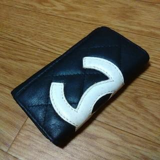シャネル(CHANEL)の【正規品】シャネル/カンボン/6連キーケース(キーケース)
