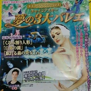 2枚(1枚可) 定価9000円 東京文化会館 キエフクラシックバレエ 7月23日(バレエ)