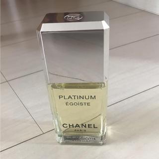 シャネル(CHANEL)のCHANEL プラチナムエゴイスト 100ml(香水(男性用))